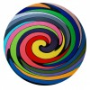 Swirl painting